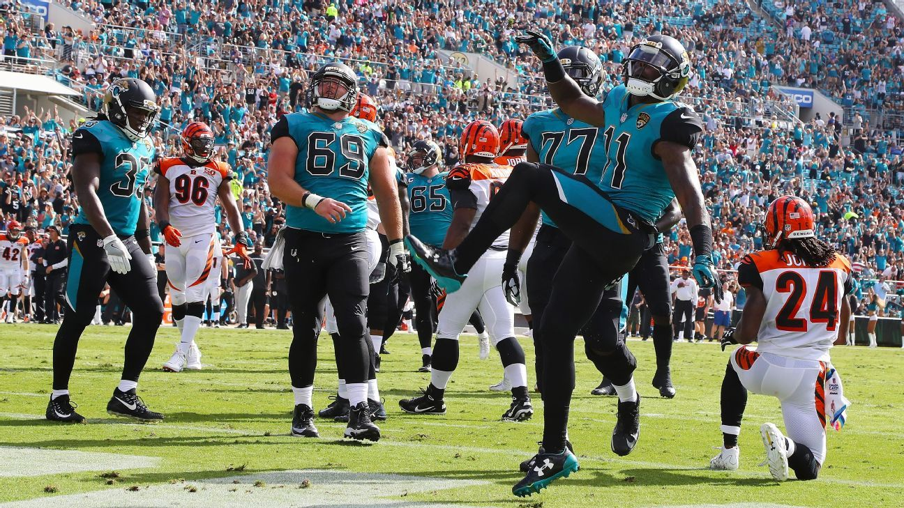 cadc34fb Jacksonville Jaguars overcome adversity, send message they're for ...