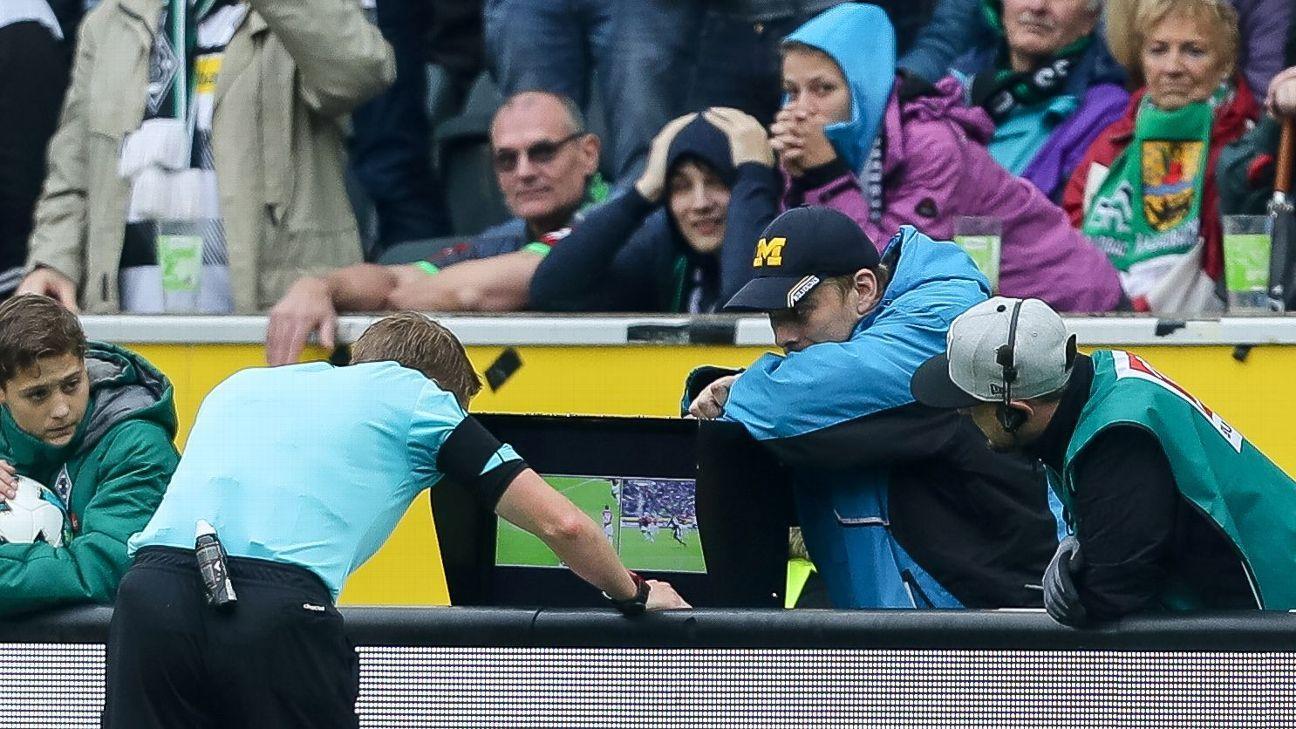 Germany slam VAR ahead of Wembley use