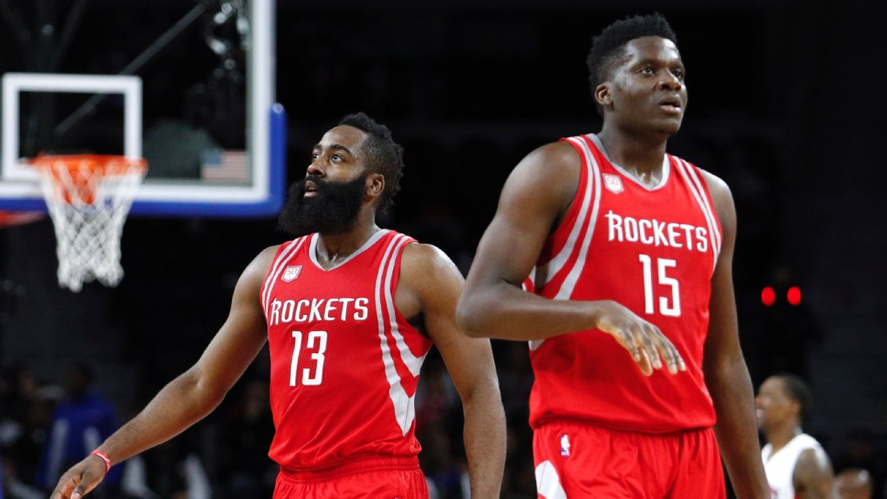 d8008ddb024 NBA  Why center Clint Capela could be the Houston Rockets  X factor this  season