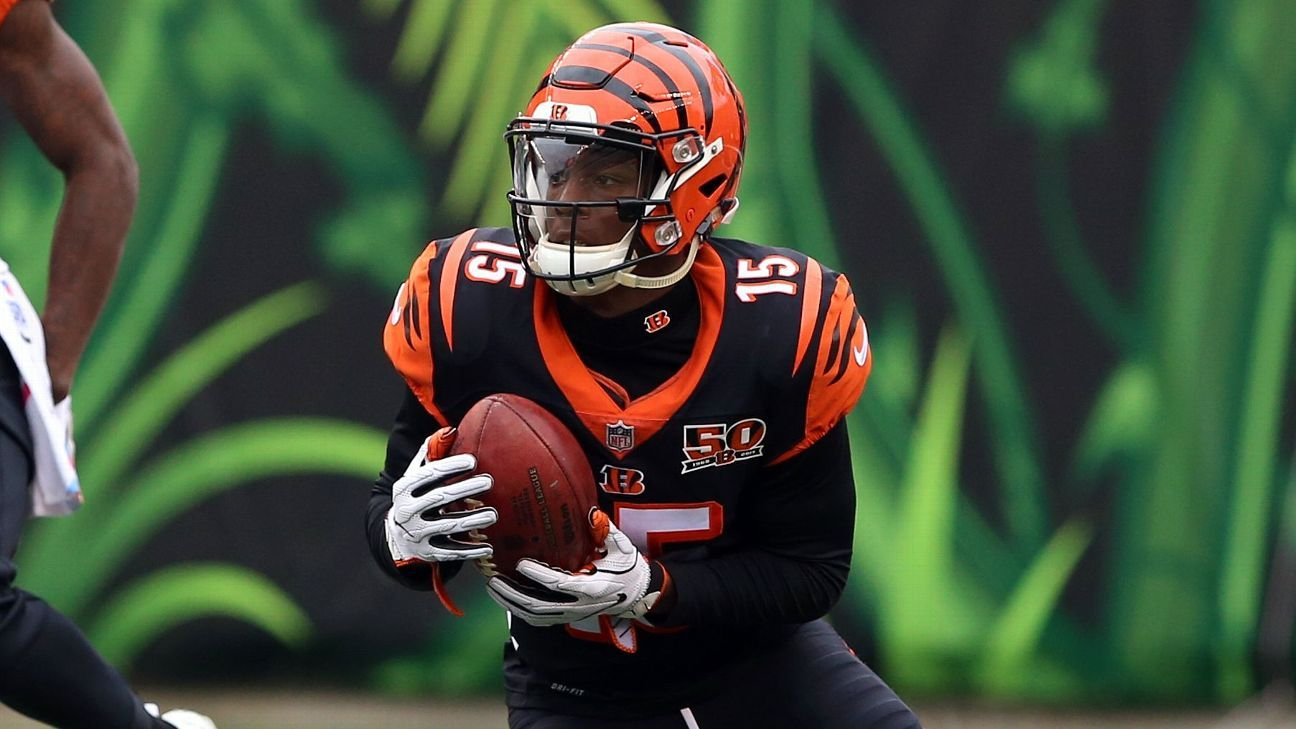 d728cc341 9 overall to healthy scratch  Bengals  John Ross not playing - Cincinnati  Bengals Blog- ESPN