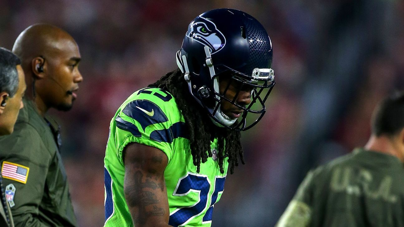 Richard Sherman, now his own agent, expects to stay with Seahawks