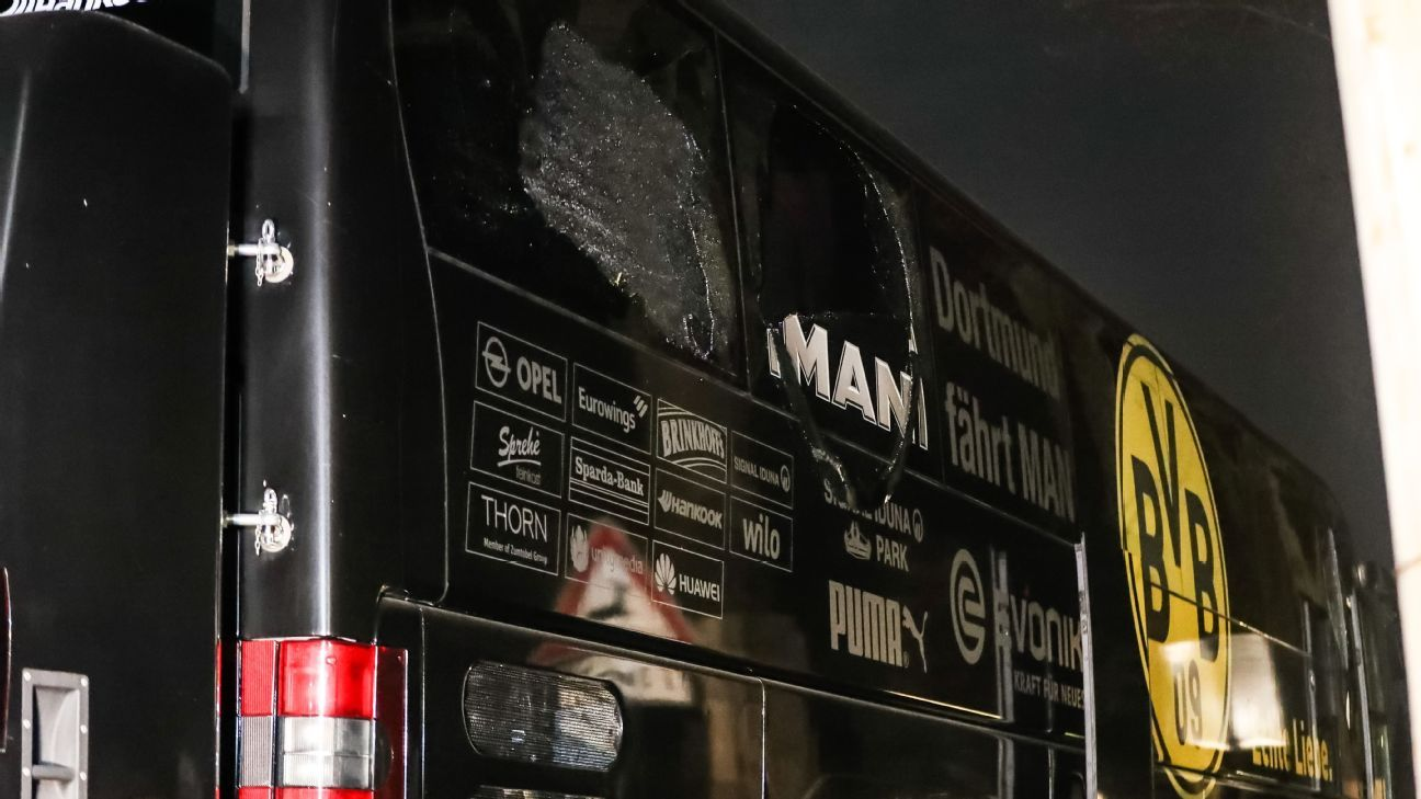 Borussia Dortmund bus attacker sentenced to 14 years for attempted murder