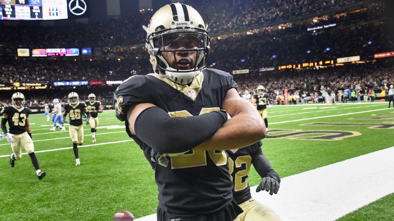 60fdee1ff19 Good for New Orleans Saints if Marshon Lattimore faces Julio Jones - New  Orleans Saints Blog- ESPN