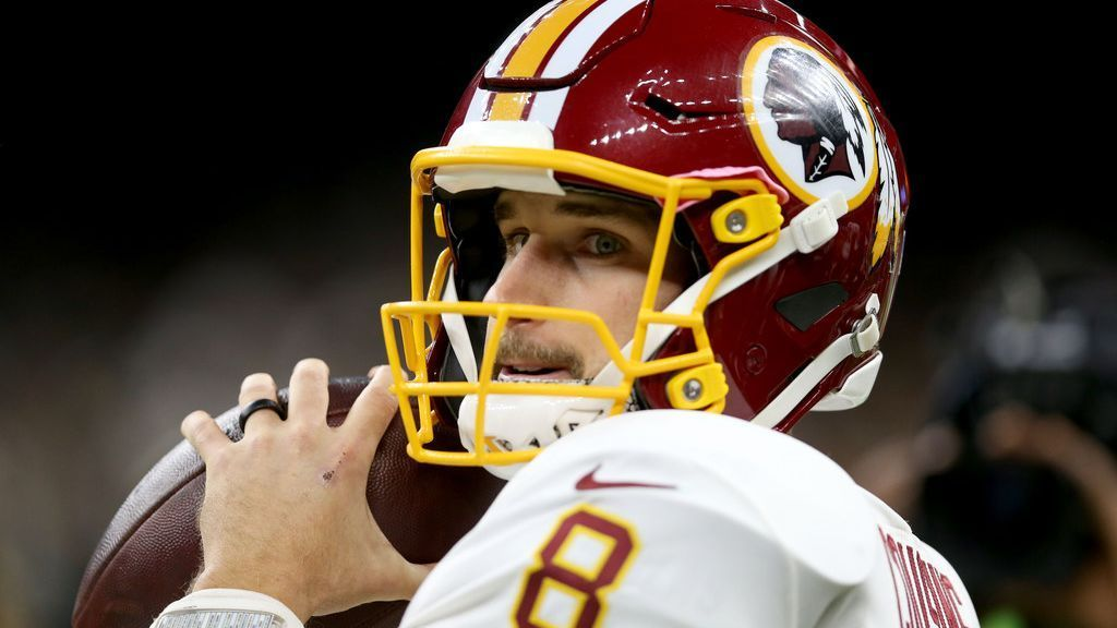 170fcee6cfb3 Kirk Cousins 2018 NFL free agency sweepstakes - Seven offers to sign  quarterback