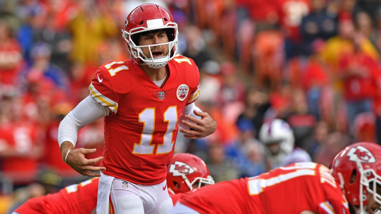 7417a33abf7 Kansas City Chiefs QB Alex Smith got a bad deal in Pro Bowl snub - Kansas  City Chiefs Blog- ESPN