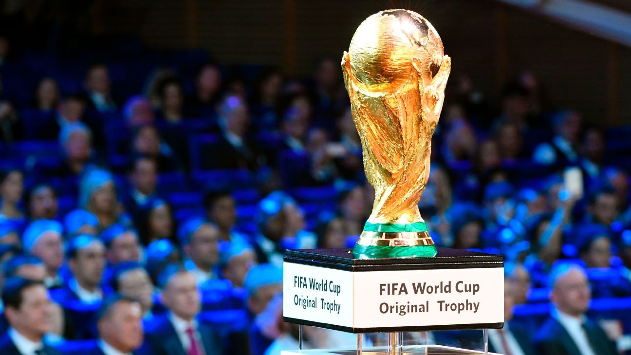 ad1d9d872 Chile joins Argentina Uruguay Paraguay in bid for 2030 World Cup