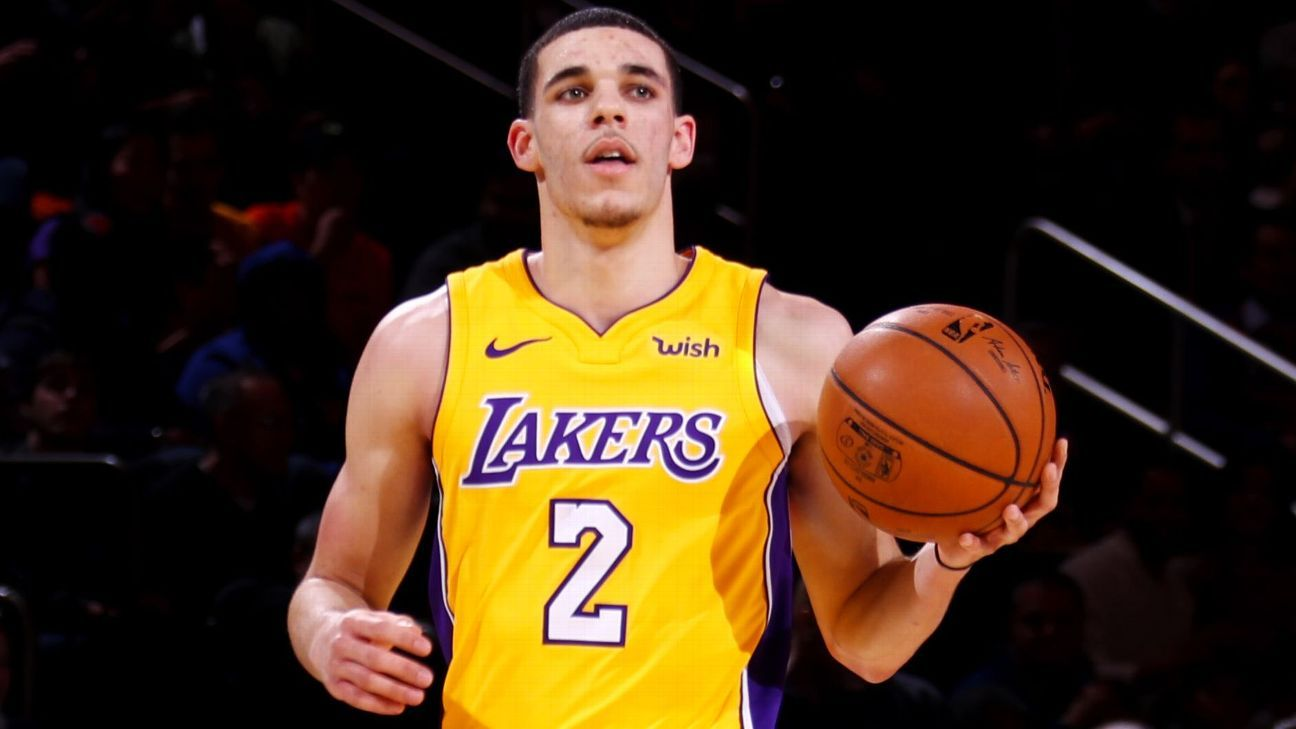 4696eef77bb Los Angeles Lakers get triple-doubles from LeBron James