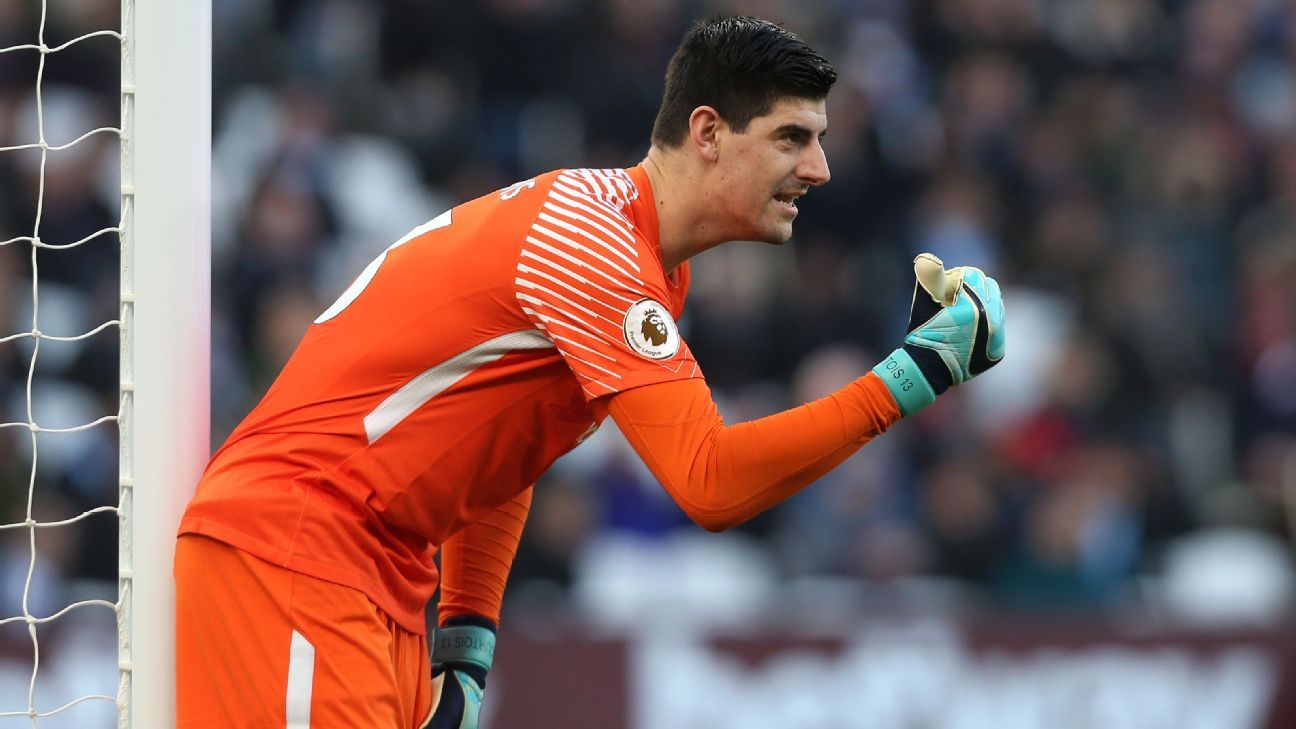 f014d86f569 Chelsea and Real Madrid agree fee for transfer of goalkeeper Thibaut  Courtois