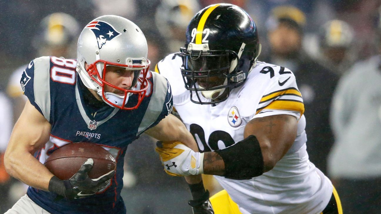 4584517a8 New England Patriots to sign James Harrison