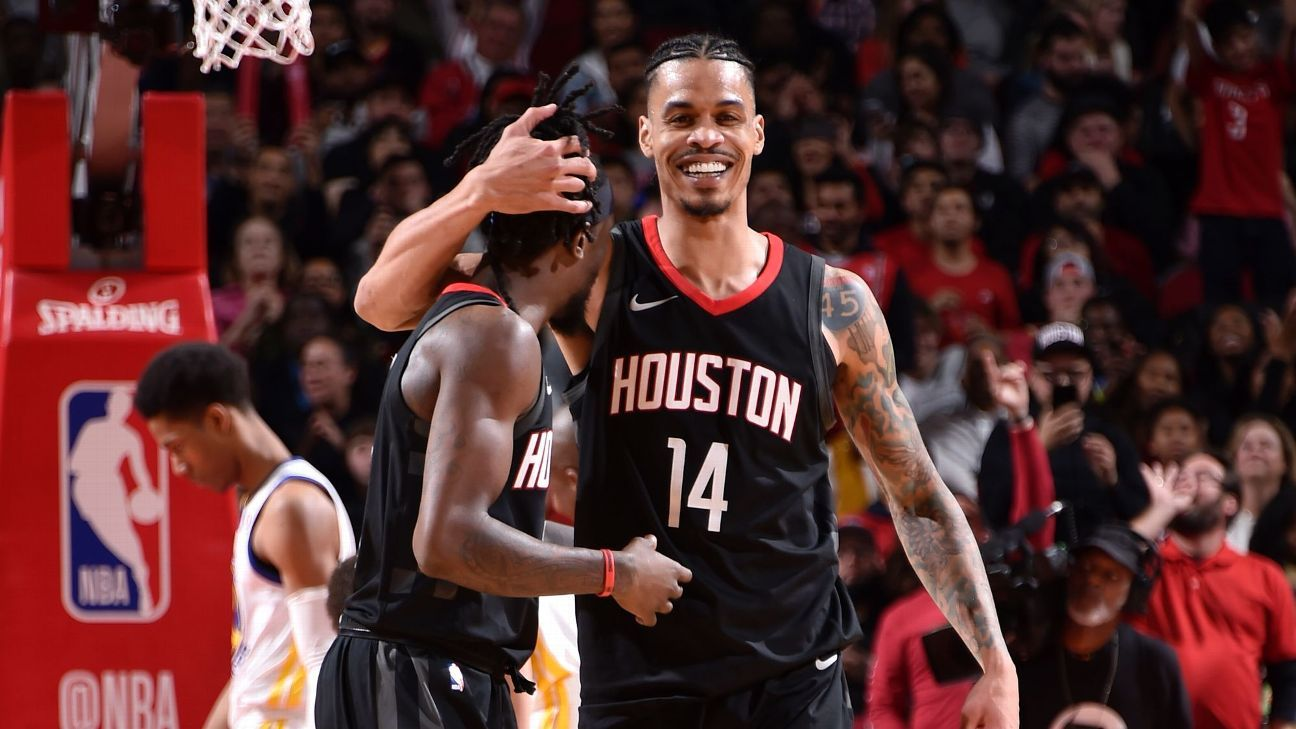 Sources: Rockets' Gerald Green likely done for season