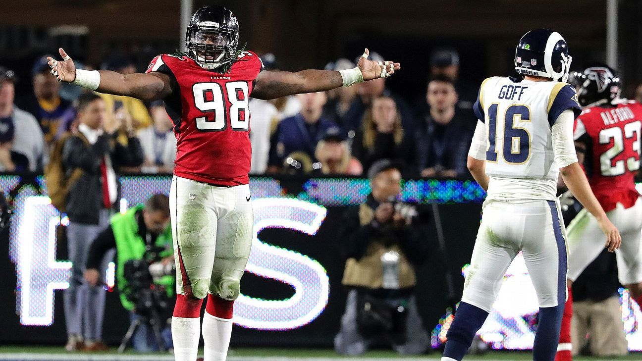 129b72949 NFL Playoffs  Falcons take first step in quest for Super Bowl return -  Atlanta Falcons Blog- ESPN