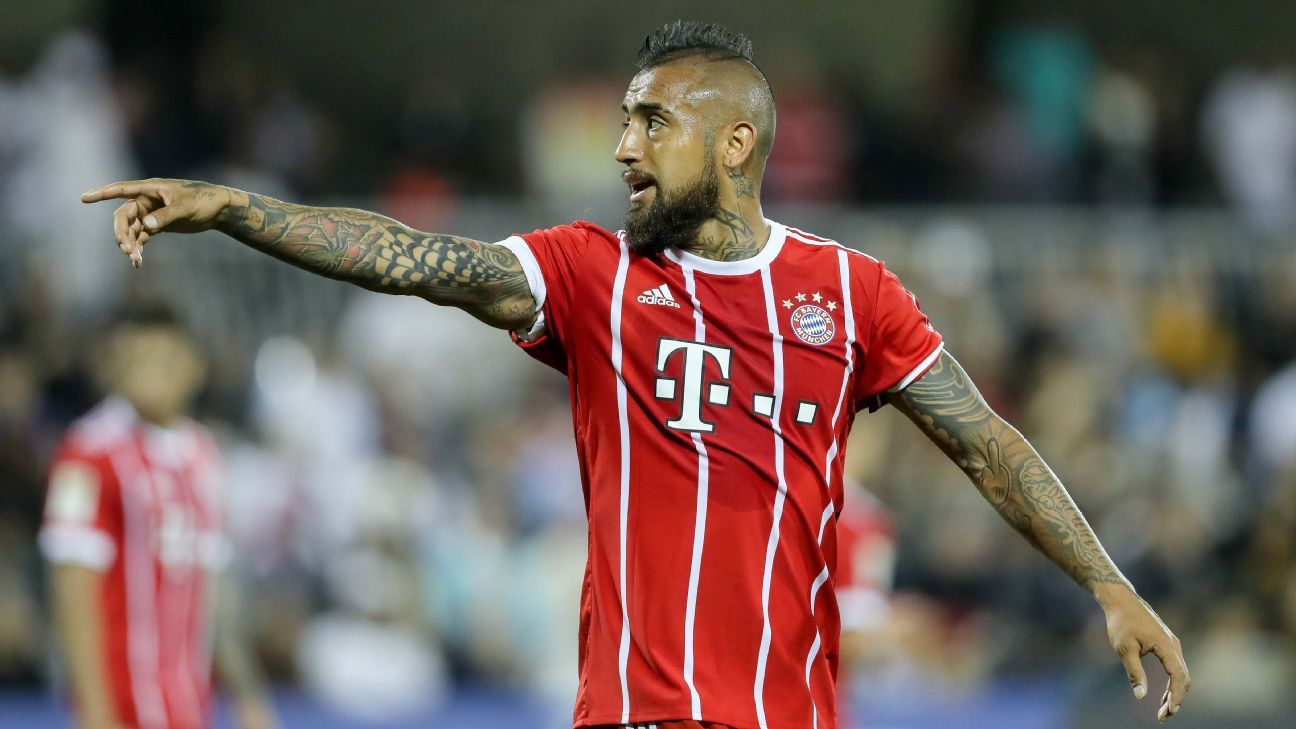 4edfcebc278 Barcelona agree deal for Arturo Vidal with Bayern Munich
