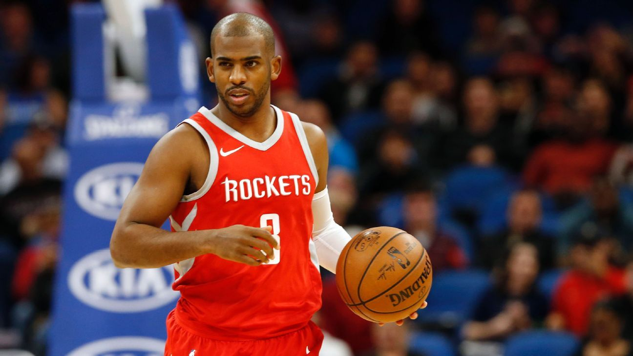 769279919 Chris Paul s competitive fire is a  gift and the curse  for the Houston  Rockets point guard - NBA