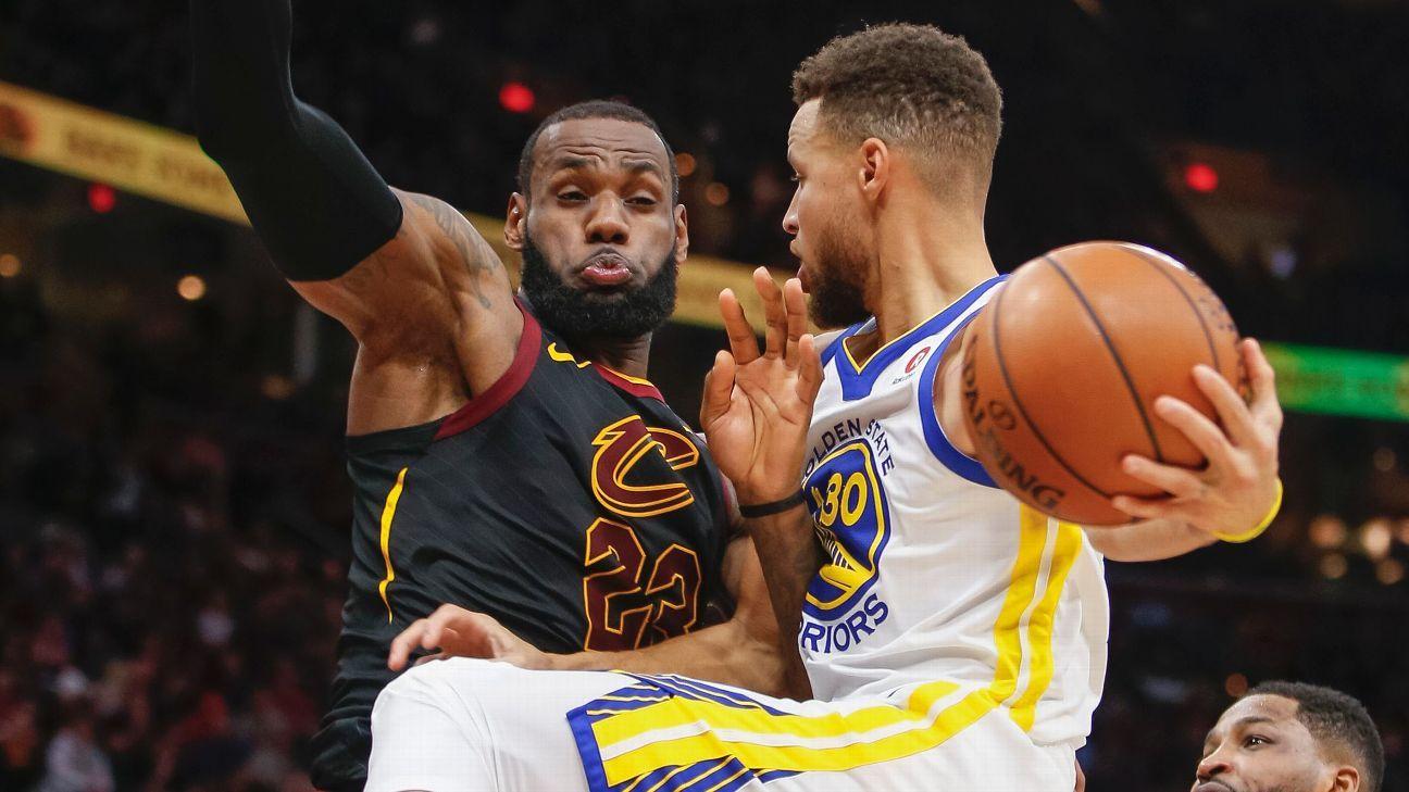 b2e93667e1 Curry lidera venda de camisas da NBA nos EUA  LeBron  reina  no Brasil