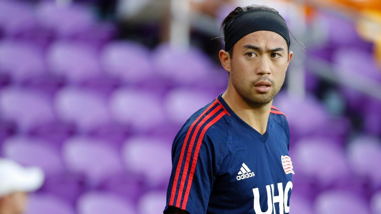 3f7d9dbd0 Lee Nguyen joins LAFC from New England Revolution