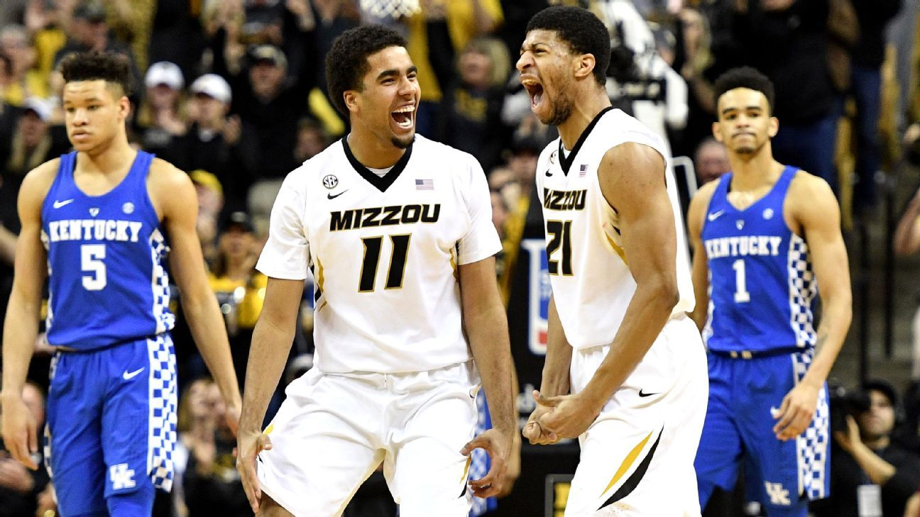 9e20c6635d0 Missouri s Jontay Porter to miss season after tearing ACL and MCL