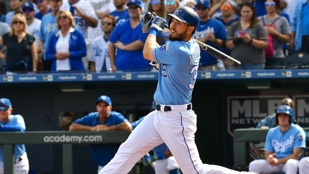 Fantasy MLB - A look at Eric Hosmer joining the San Diego ...