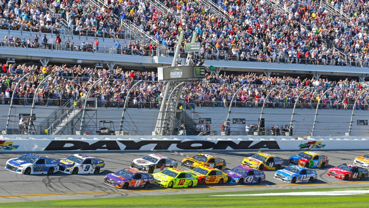 Nascar Releases 2019 Cup Series Schedule