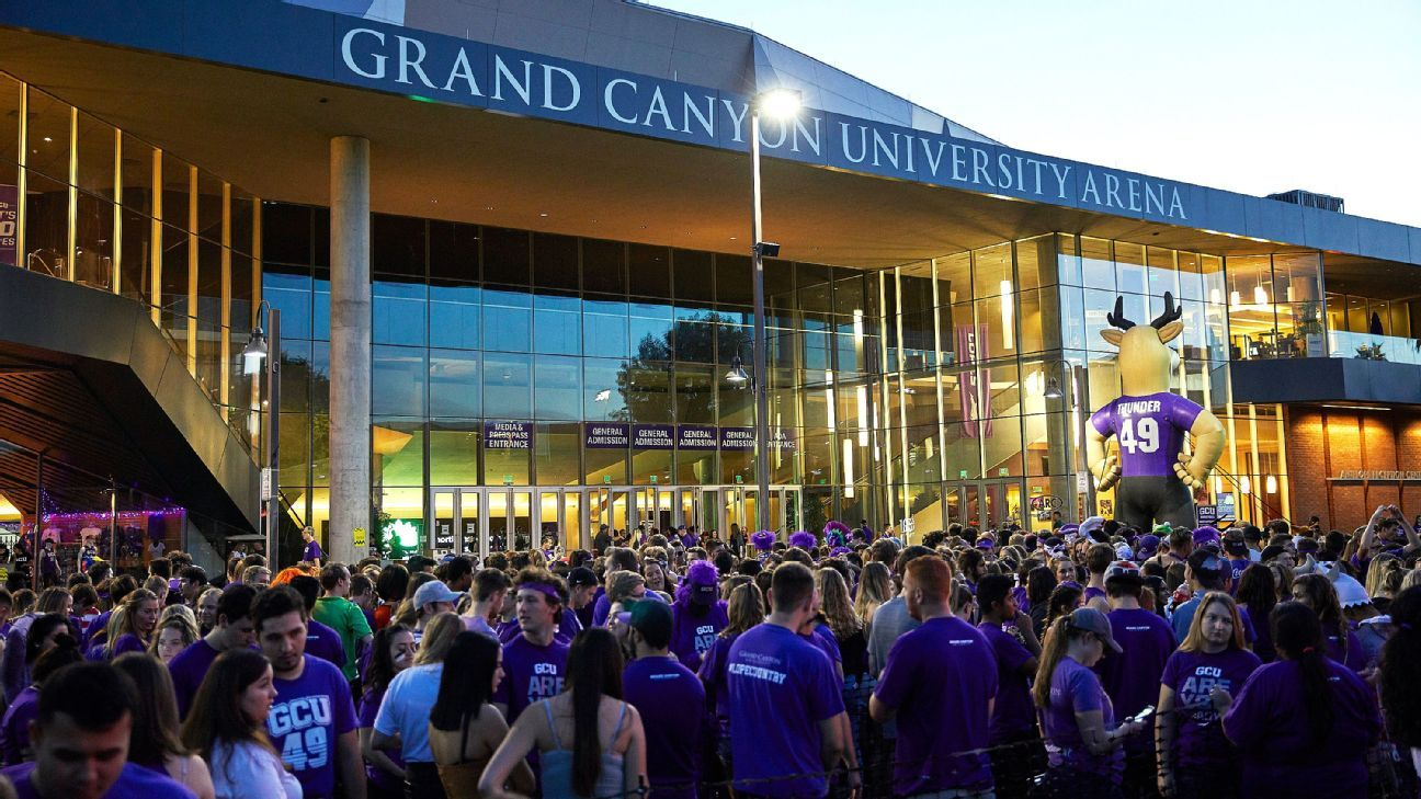 Grand Canyon Is The Only For Profit Team In Division I And