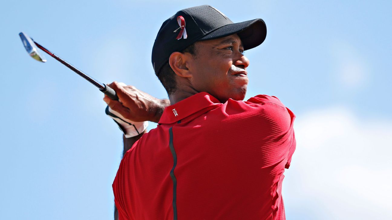 532ae5c10d9b0 Tiger Woods to play Valspar Championship