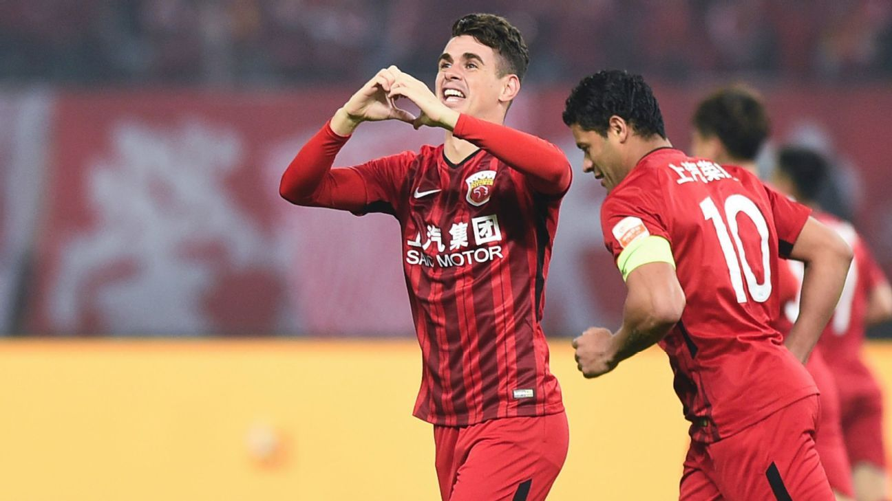 oscar stars but shanghai sipg are held by ulsan hyundai. Black Bedroom Furniture Sets. Home Design Ideas