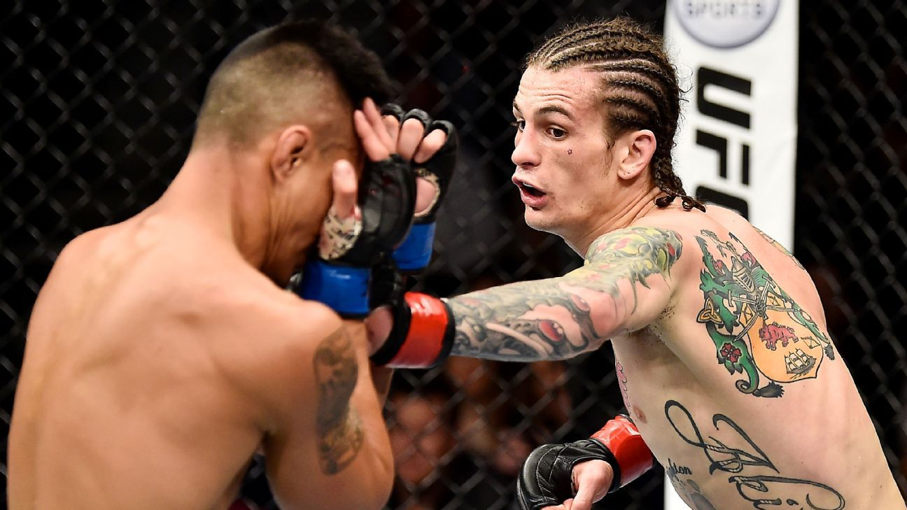 NSAC: Sean O'Malley can fight at UFC 248 in March after serving suspension