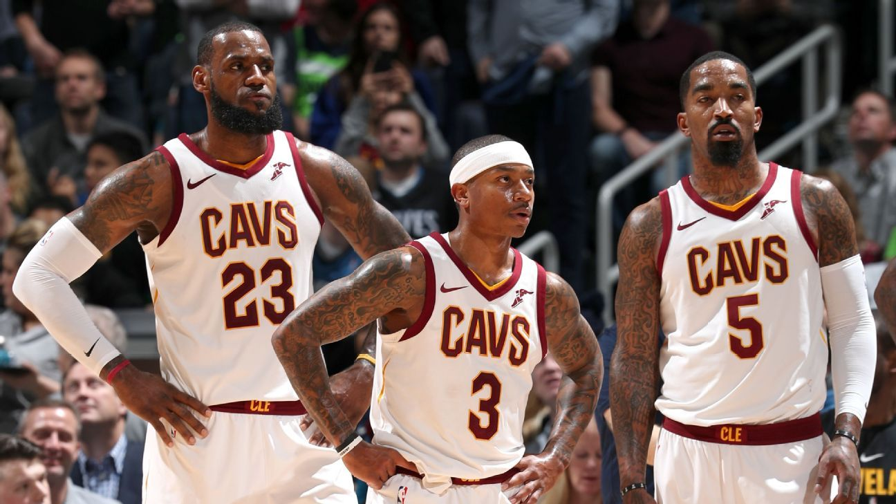 4c1f29565005 Why it didn t work out for Isaiah Thomas in Cleveland