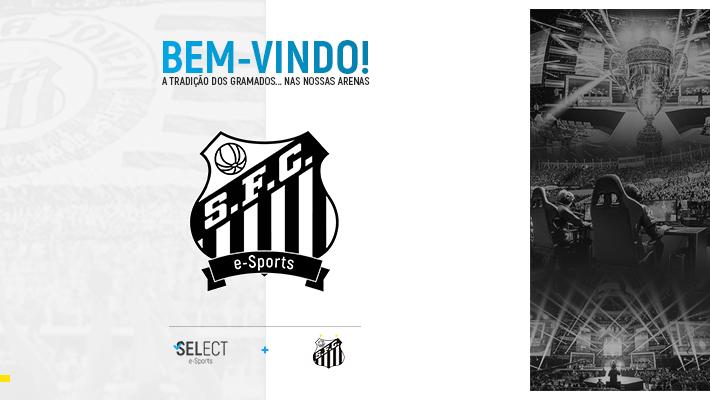 957d0d26a0e0a Santos abandona Dexterity Team e lança própria organização de esports
