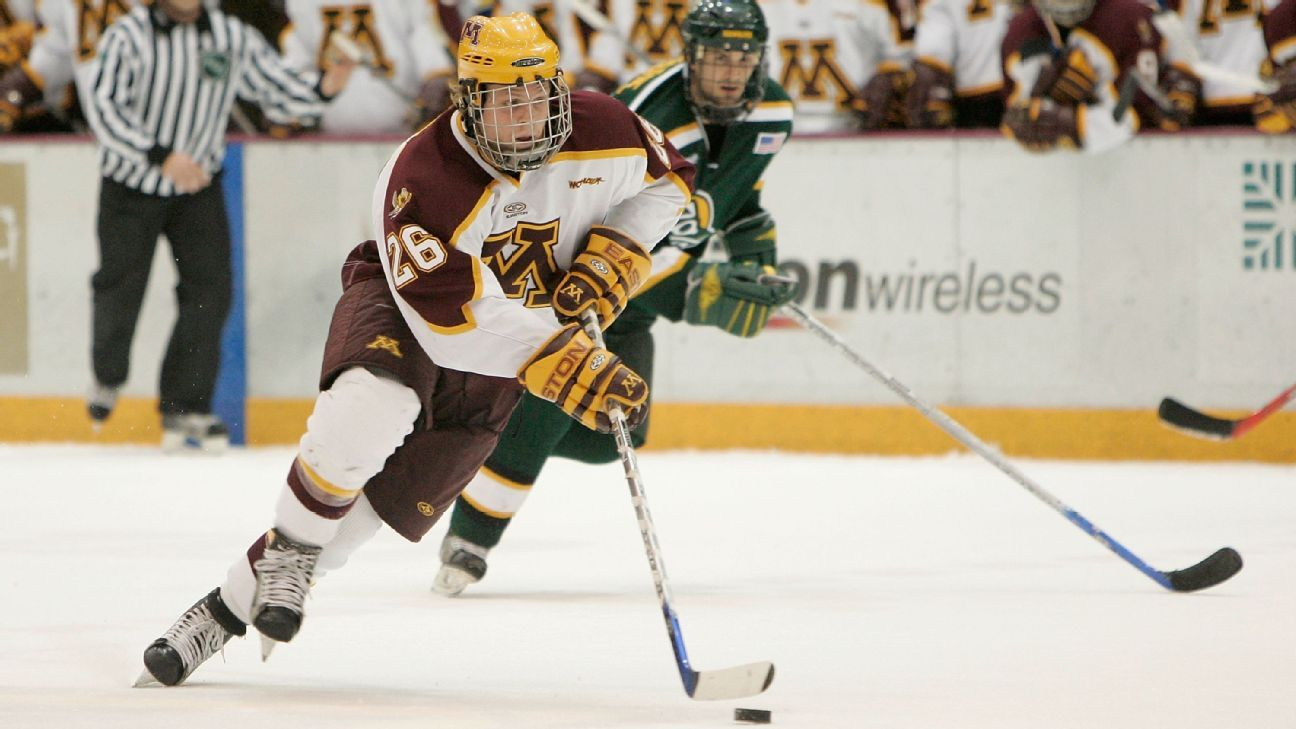 63c7d7f8142 Ranking the ultimate lineups in NCAA men's hockey history