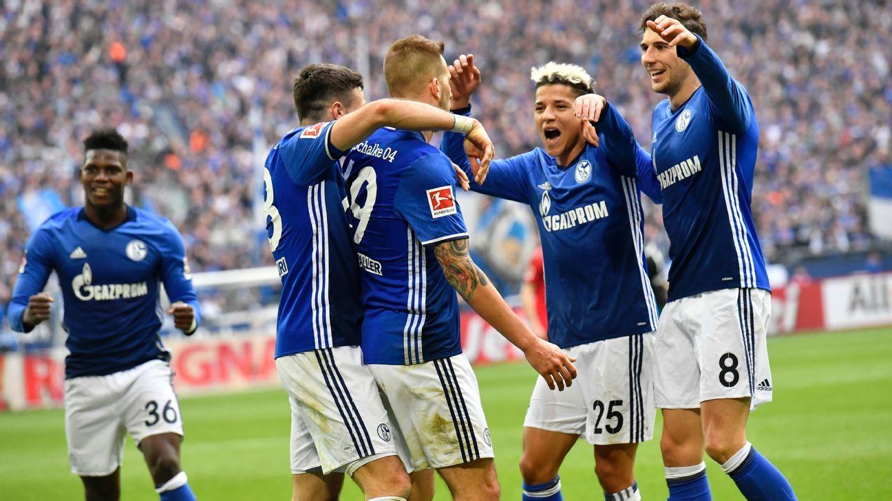 Sc Freiburg Gegen Schalke 04