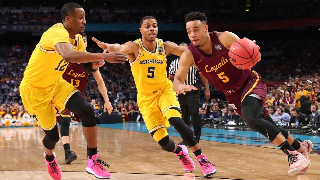 649ba87e NCAA tournament Is it the shoes? Color Michigan's win streak pink