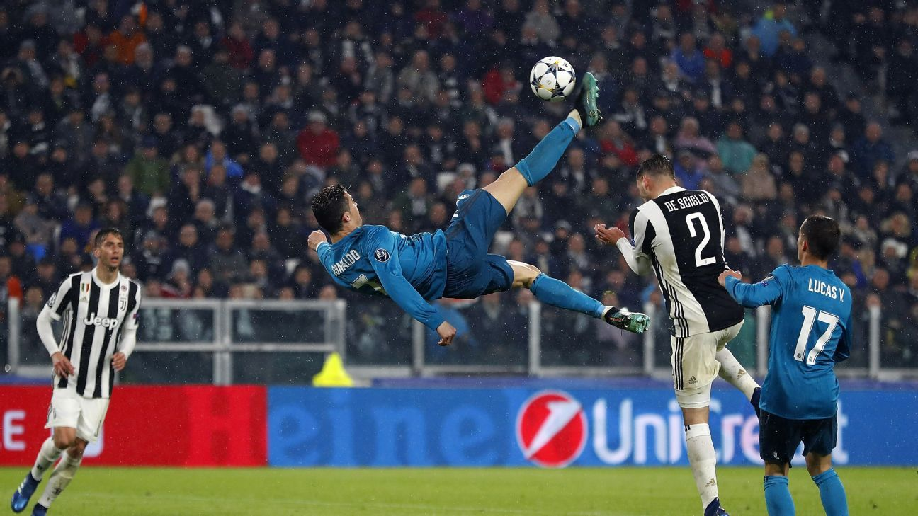 How Cristiano Ronaldo S Brilliant Goal Brought Juventus Fans To Their Feet