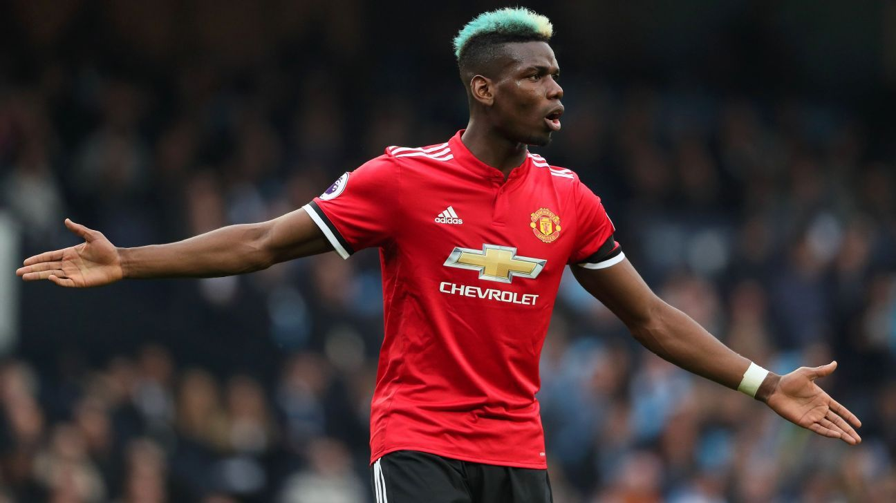 Image result for paul pogba manchester united 2019