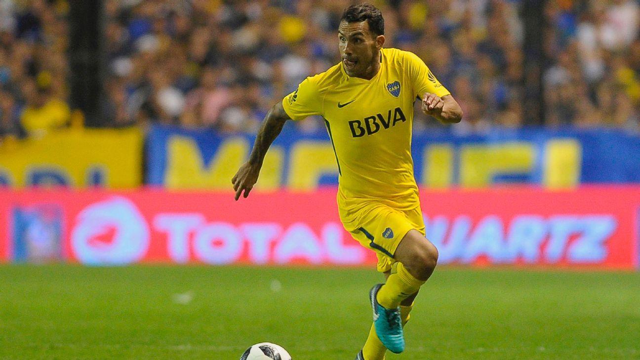 fc88a77ee Boca Juniors, Palmeiras provide rare Copa Libertadores group stage treat