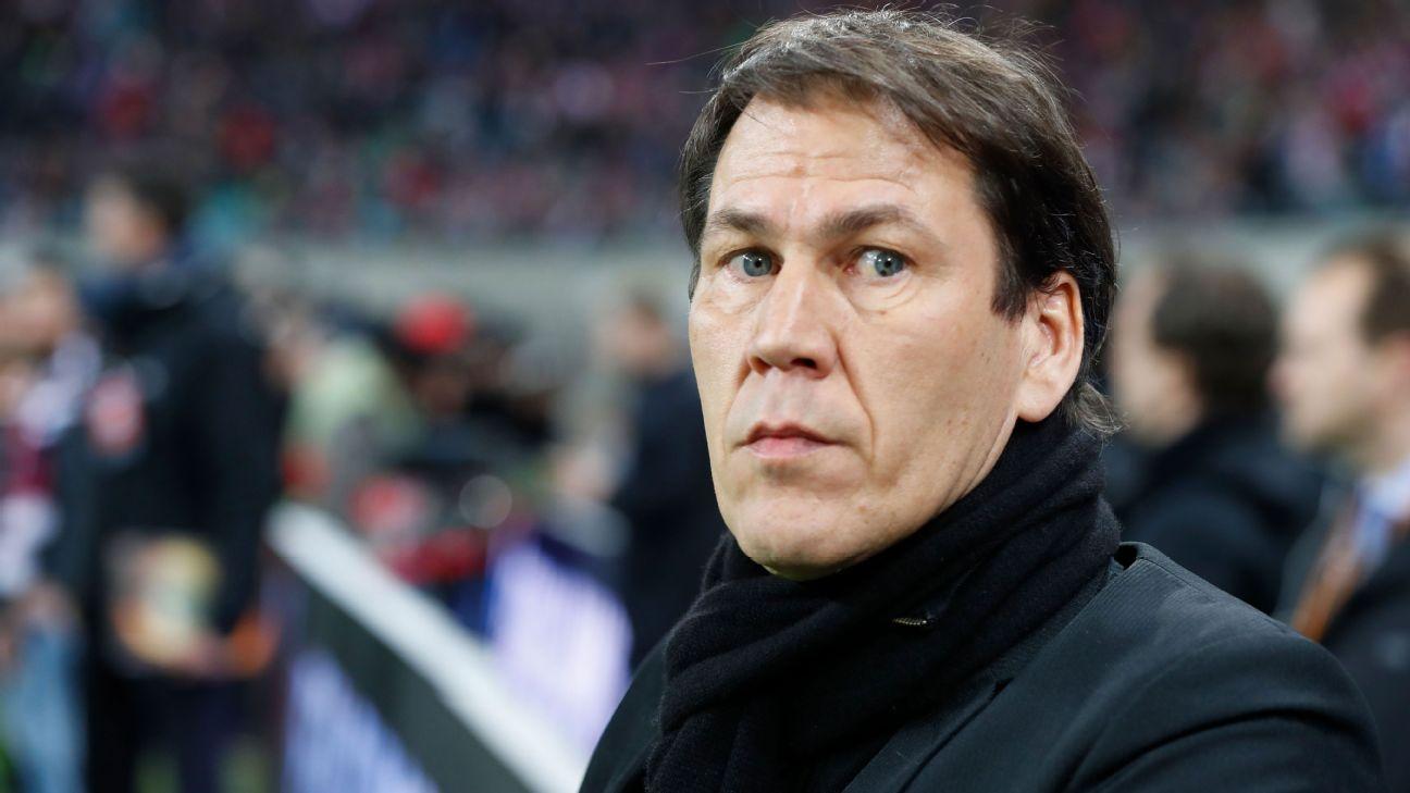 Lyon snub Arsene Wenger, Laurent Blanc in favour of Rudi Garcia