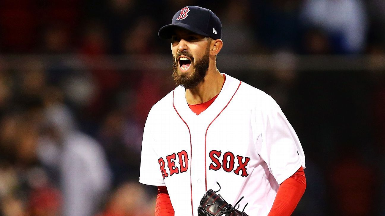 Rick Porcello's start giving Red Sox something to shout ...