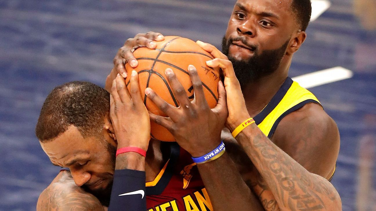 d4ea3a0b6 Cleveland Cavaliers downplay effects of Lance Stephenson of Indiana Pacers