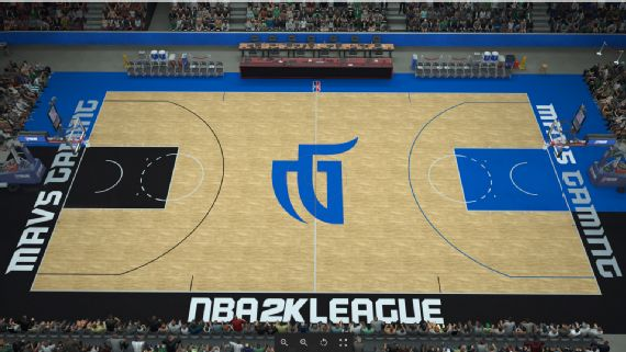 Zach Lowe on best and worst NBA 2K League court designs