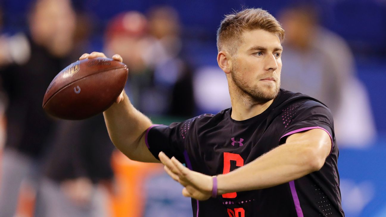 New England Patriots select QB Danny Etling in 7th round of NFL draft f4161466e