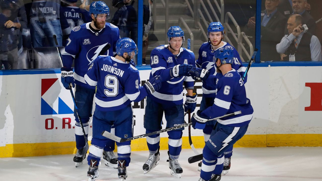 2018 Stanley Cup Playoffs - Which player needs MVP-caliber performance to help Tampa Bay ...