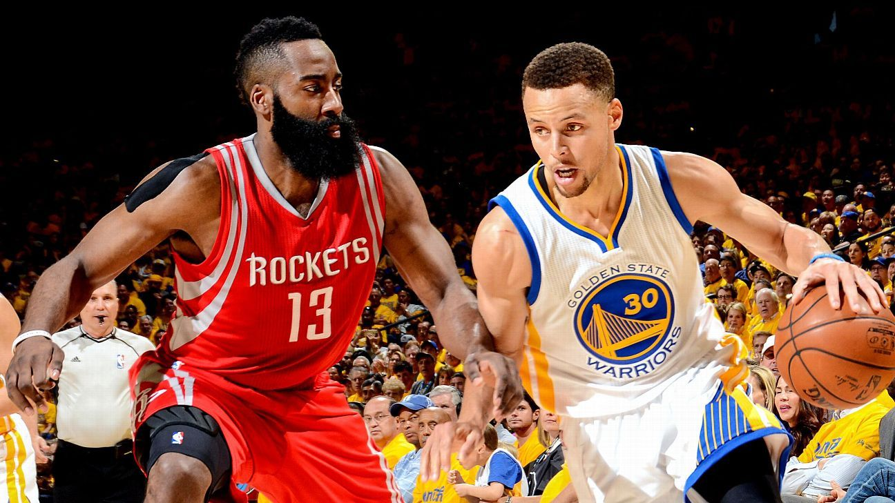 Will the real Houston Rockets and Golden State Warriors ...Rockets Game