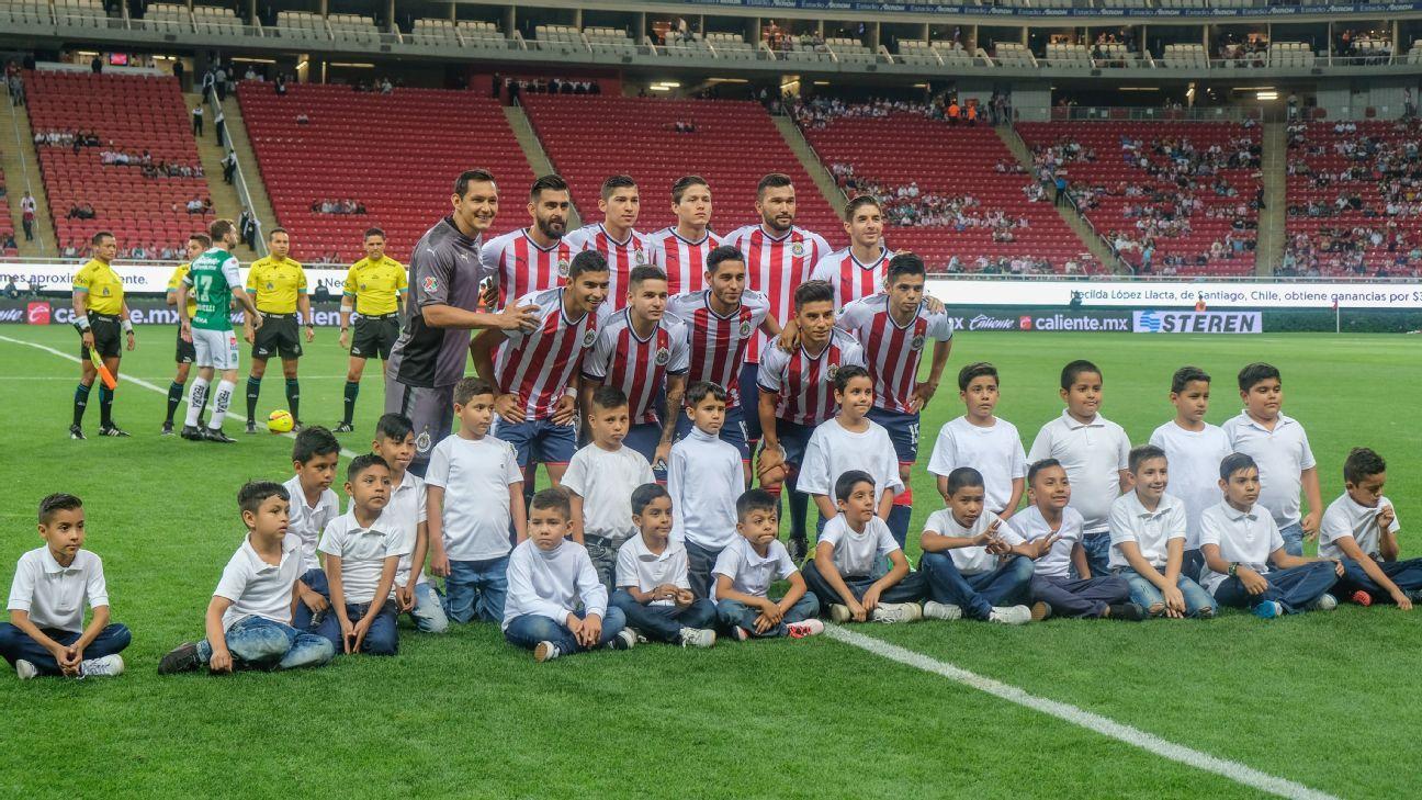 Chivas modificaría fecha de la final del Apertura 2018 ba97cd2f448c7