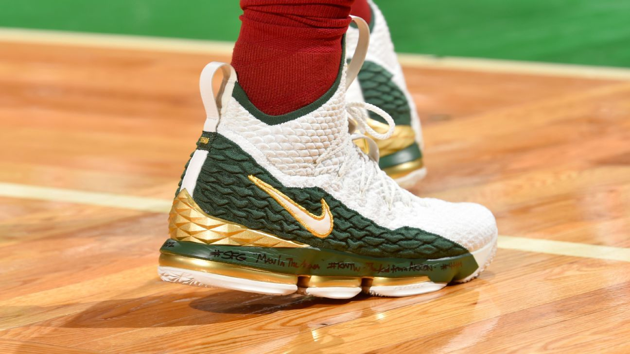 e83069bb5d5c Which NBA player had the best kicks in the conference finals of the playoffs