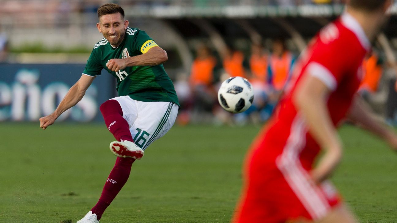7feb9740476 Mexico can t afford Hector Herrera distractions ahead of 2018 World Cup