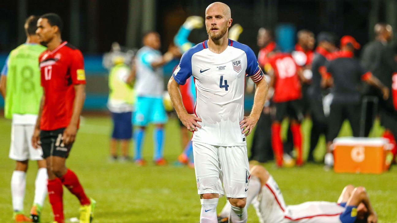 623458e5a Has the U.S. men s national team lost its fight  Some say that s why the  team didn t qualify for the 2018 World Cup.