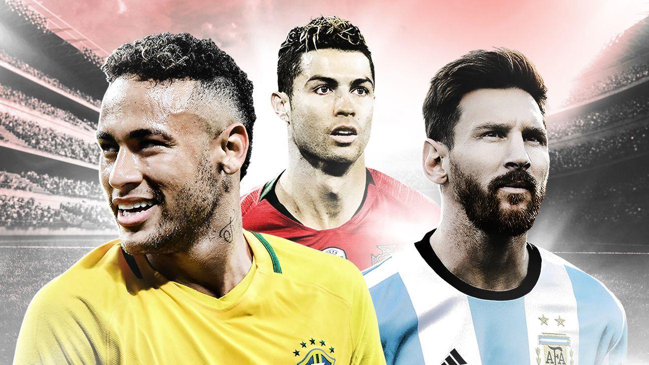 World Cup Rank  os 50 melhores jogadores que estarão na Rússia 31e3a7c87eeca
