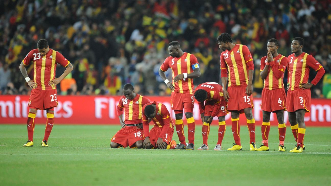 Kuffour doubtful of Africans reaching semi-finals