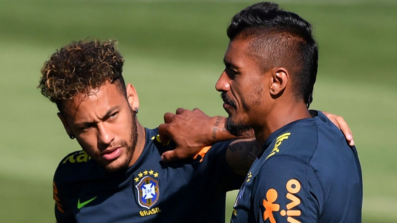 Brazil's Neymar not 100 percent but 'good enough to play very well' vs