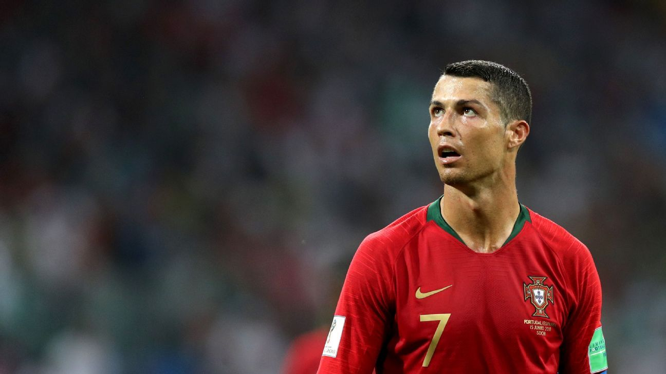 f726bace6ffe5d Cristiano Ronaldo's GOAT claim hard to deny as Portugal, Spain play World  Cup classic