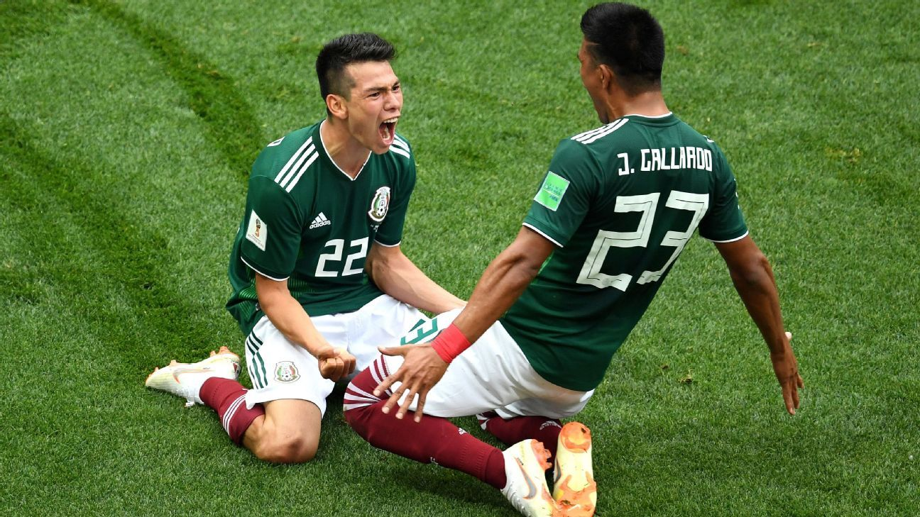 3dd91824b Hirving Lozano says he s focused on Mexico and not Barcelona reports
